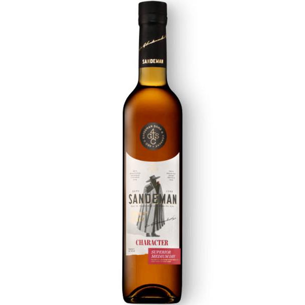 Sandeman Character Medium Dry Amontillado Sherry