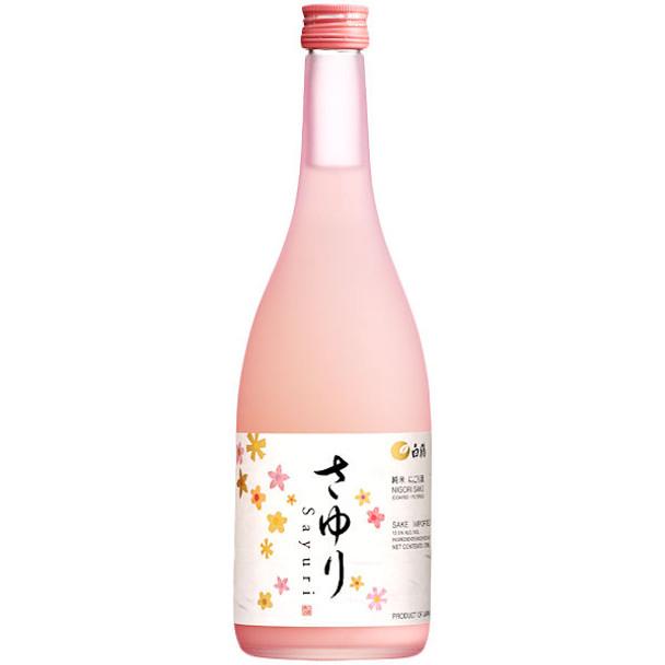 Hakutsuru Sayuri Little Lilly Nigori Coarse Filtered Sake 720ML