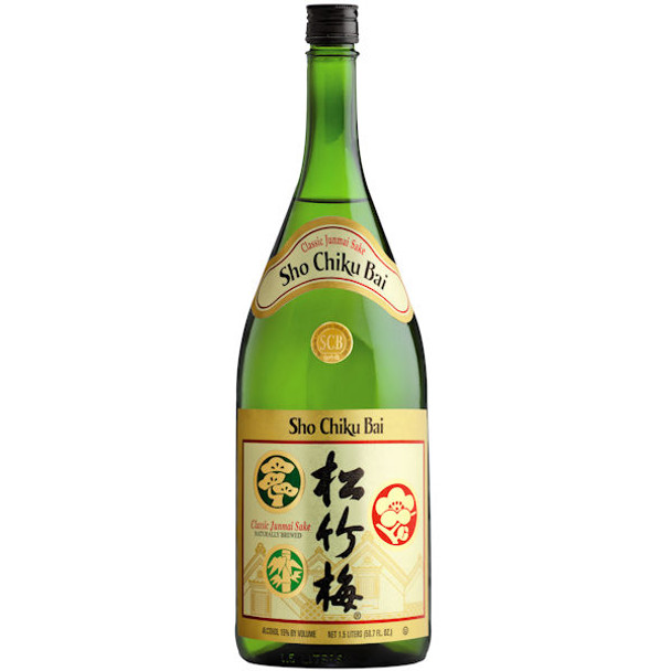 Sho Chiku Bai Sake 1.5L US