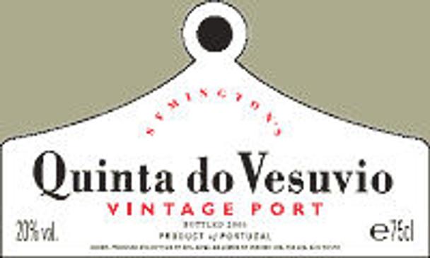 Quinta Do Vesuvio Vintage Port 2003 Rated 95WS