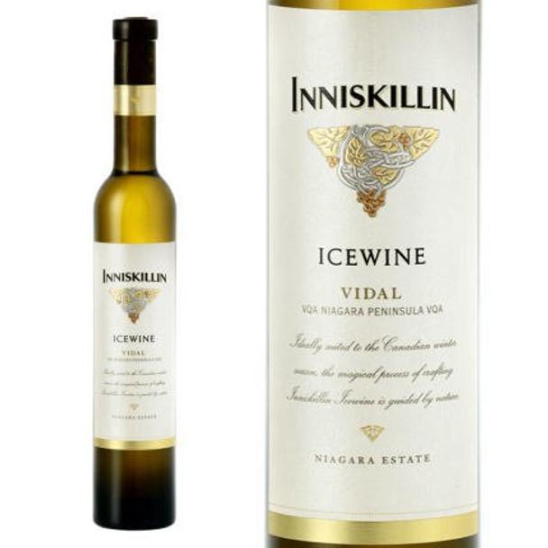 Inniskillin Vidal Niagara Peninsula Icewine 2017 375ML Half Bottle
