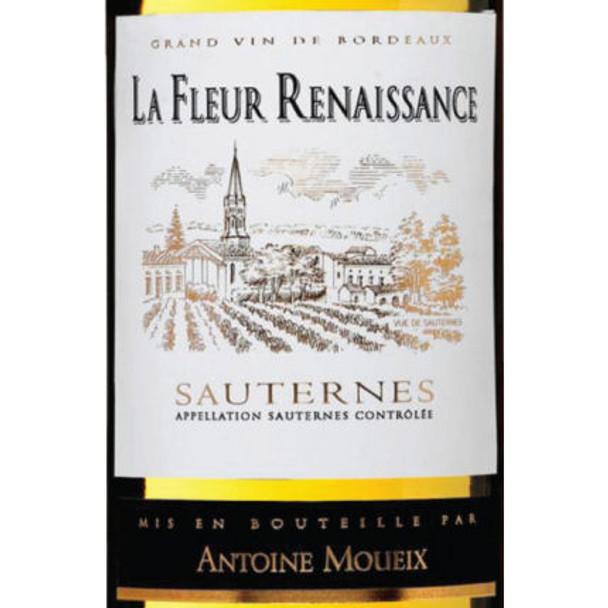 Antoine Moueix La Fleur Renaissance Sauternes