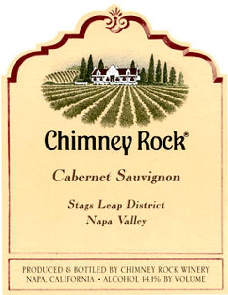 Chimney Rock Stags Leap Cabernet