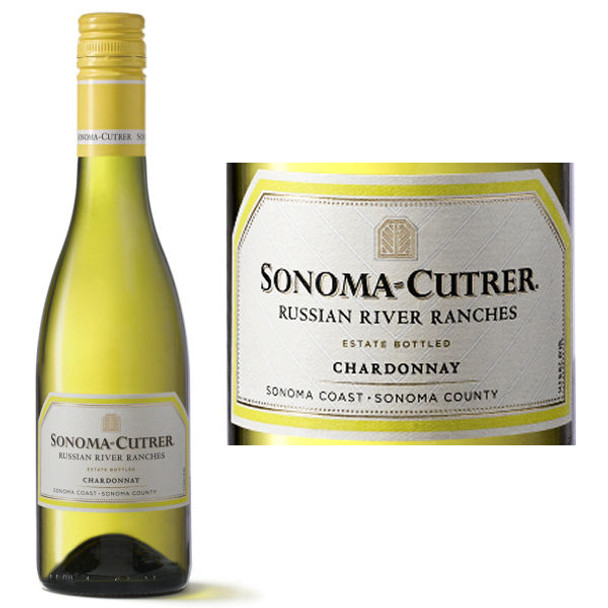 Sonoma Cutrer Russian River Ranches Chardonnay 375ML Half Bottle