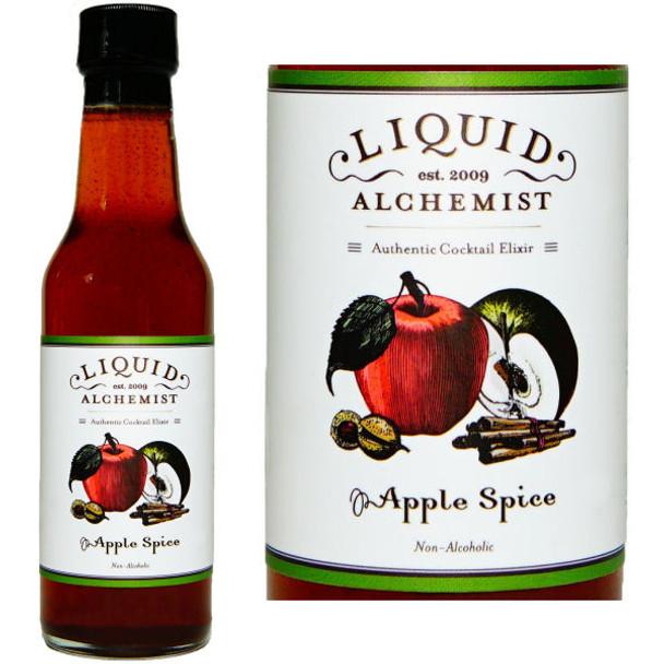 Liquid Alchemist Apple Spice Syrup 150ml