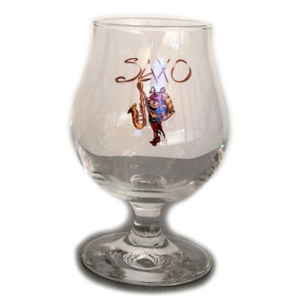 Brasserie Caracole Saxo Beer Glass Approx 9oz