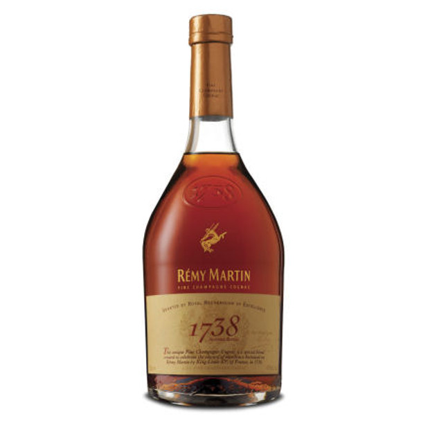 Remy Martin 1738 Accord Royal Fine Champagne Cognac 750ml