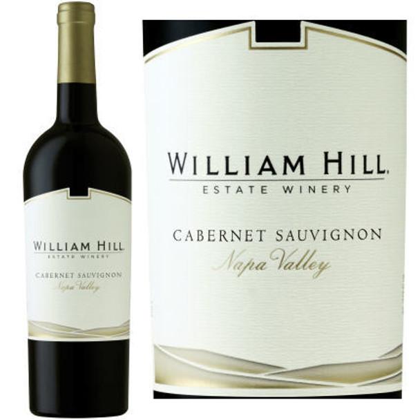 William Hill Estate Napa Cabernet