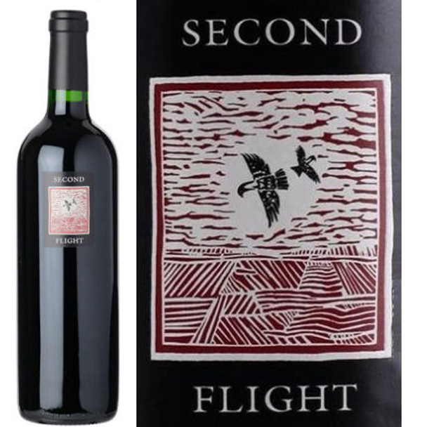 Screaming Eagle Second Flight Napa Red Blend