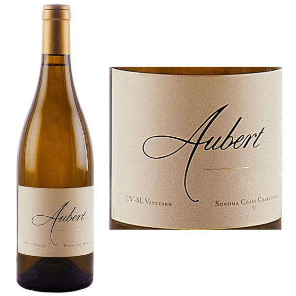 Aubert UV-SL Vineyard Sonoma Coast Chardonnay