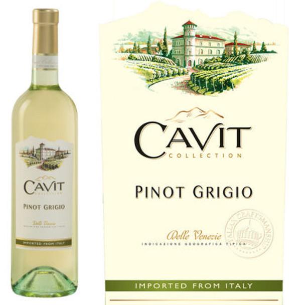 Cavit Collection Delle Venezie Pinot Grigio IGT