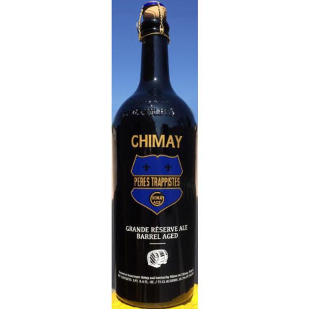 Chimay Grande Reserve Barrel Aged Ale (Belgium) 750ML