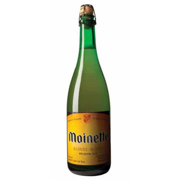 Dupont Brasserie Moinette Blond (Belgium) 750ml