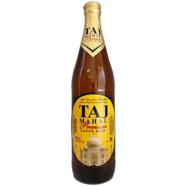 Taj Mahal Premium Lager (India) 22oz