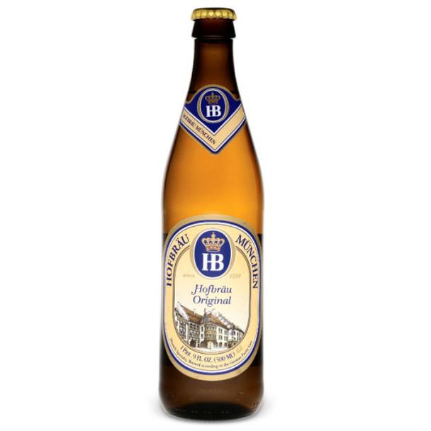 Hofbrau Munchen Hofbrau Original 16.9oz (Germany)