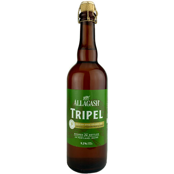 Allagash Tripel Ale 750ml