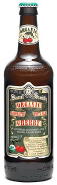 Samuel Smith Organic Cherry Fruit Ale 550ml