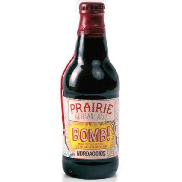 Prairie Artisan Ales Bomb Imperial Stout 354ml