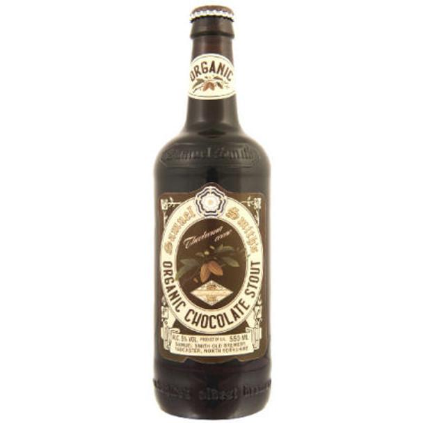 Samuel Smith Organic Chocolate Stout (England) 550ML