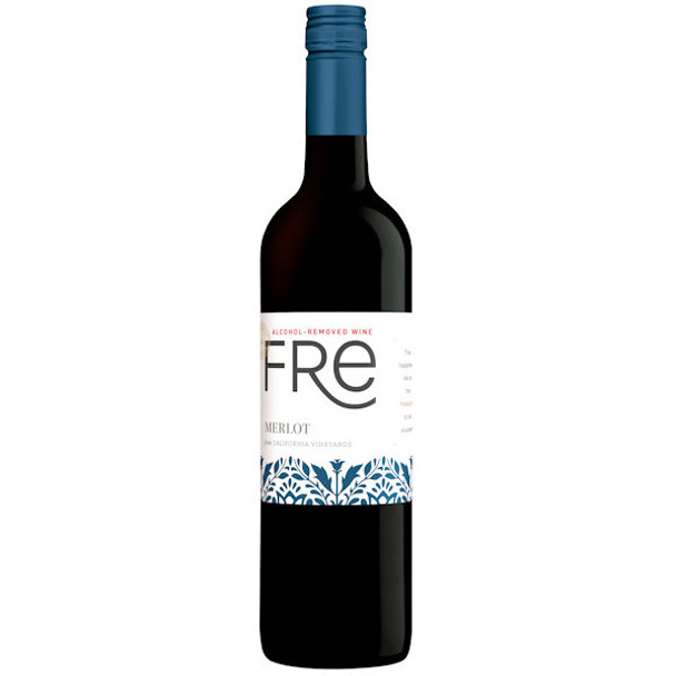 Sutter Home Fre Alcohol Removed California Merlot