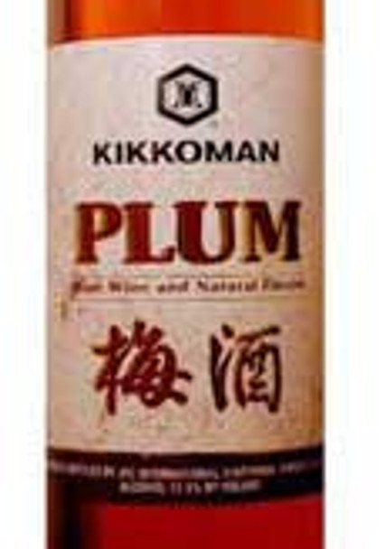 Kikkoman Plum Wine US