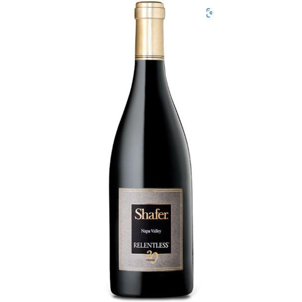 Shafer Vineyards Relentless Proprietary Red Blend