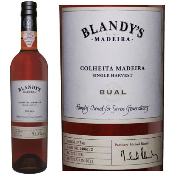 Blandy's Colheita Bual Madeira 500ml