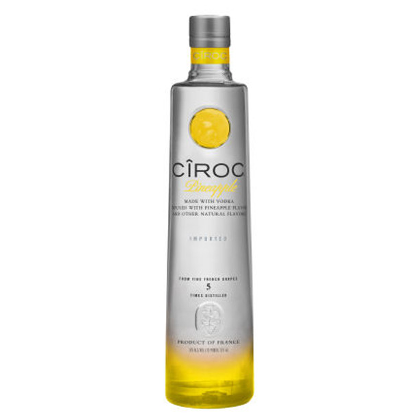 Ciroc Pineapple Vodka 750ml