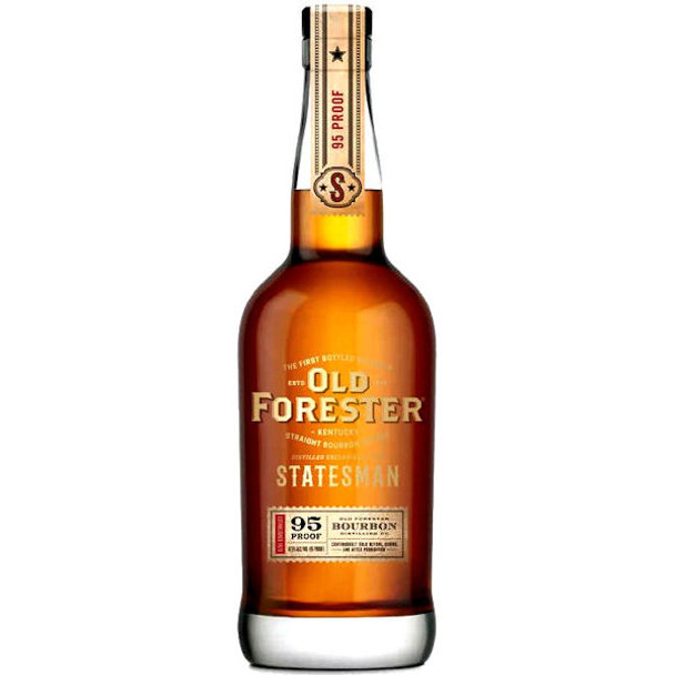 Old Forester Statesman Kentucky Straight Bourbon 750ml