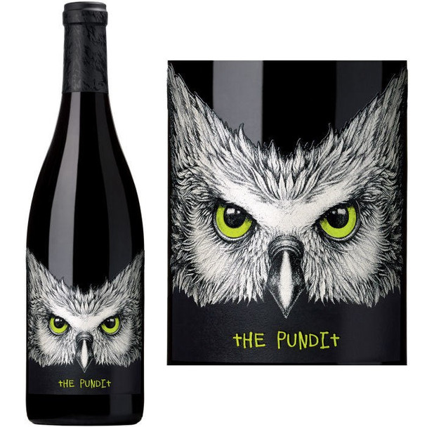 Tenet The Pundit Columbia Valley Washington Syrah