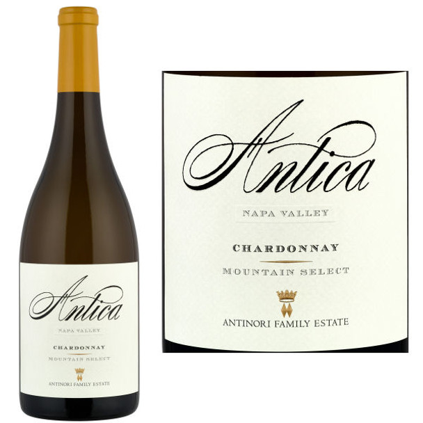 Antinori Family Estate Antica Mountain Select Napa Chardonnay