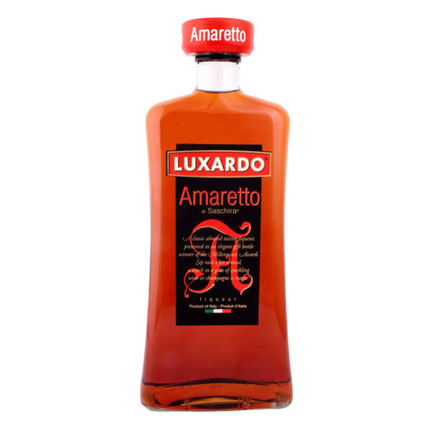 Luxardo Amaretto di Saschira Liqueur 750ml