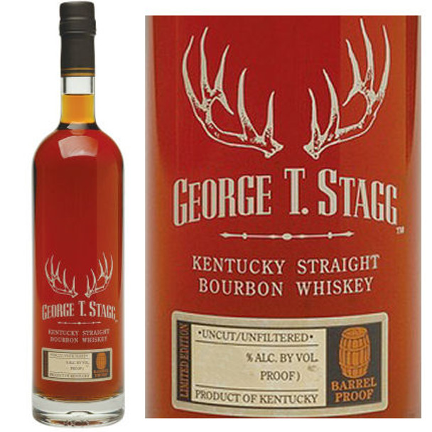George T. Stagg Kentucky Straight Bourbon Whiskey 750ml