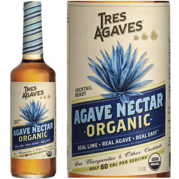 Tres Agave Organic Agave Nectar 750ml