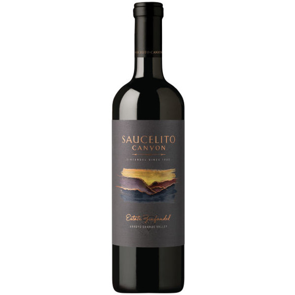 Saucelito Canyon Estate Arroyo Grande Zinfandel