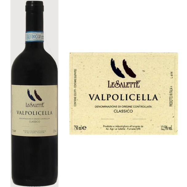 Le Salette Valpolicella Classico DOC