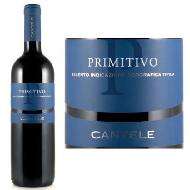 Cantele Primitivo Salento IGT