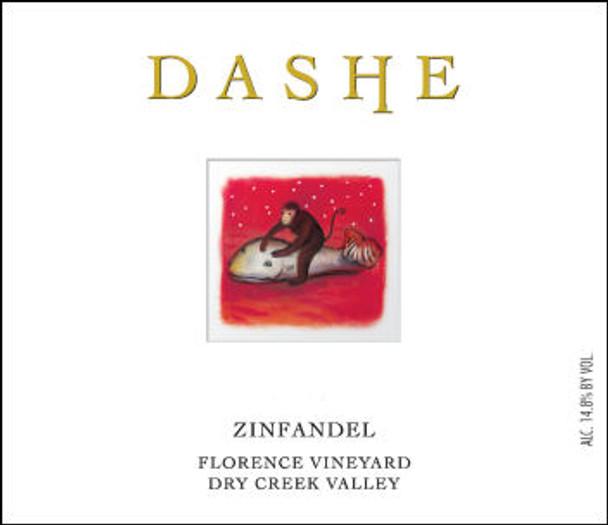 Dashe Cellars Florence Vineyard Dry Creek Zinfandel