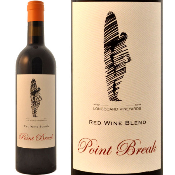 Longboard Vineyards Point Break Sonoma Red