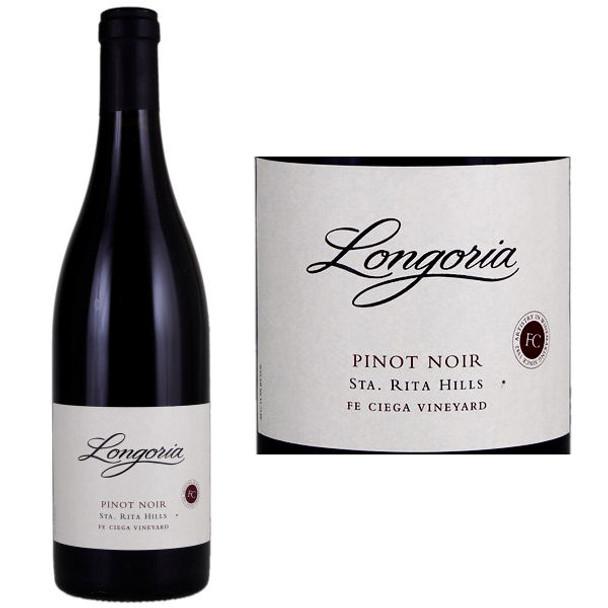 Longoria Fe Ciega Vineyard Sta. Rita Hills Pinot Noir