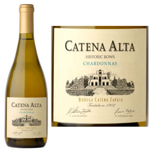 Catena Alta Historic Rows Chardonnay