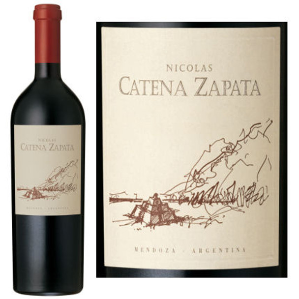Catena Zapata Nicolas Catena Zapata Red Blend