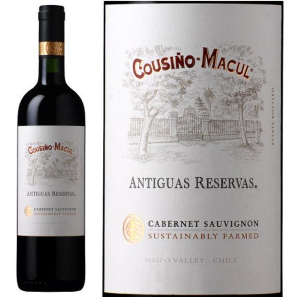 Cousino-Macul Antiguas Reservas Cabernet