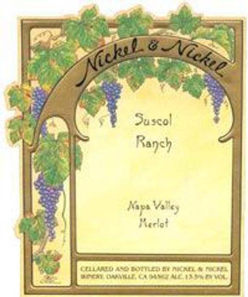 Nickel & Nickel Suscol Ranch Napa Merlot