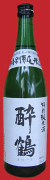 Yoizuru (Dancing Crane) Tokubetsu Junmai Sake 720ML