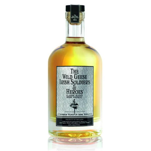 The Wild Geese Classic Blend Irish Whiskey 750ml