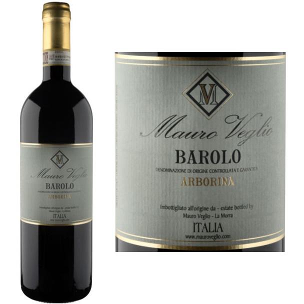 Mauro Veglio Barolo Arborina DOCG