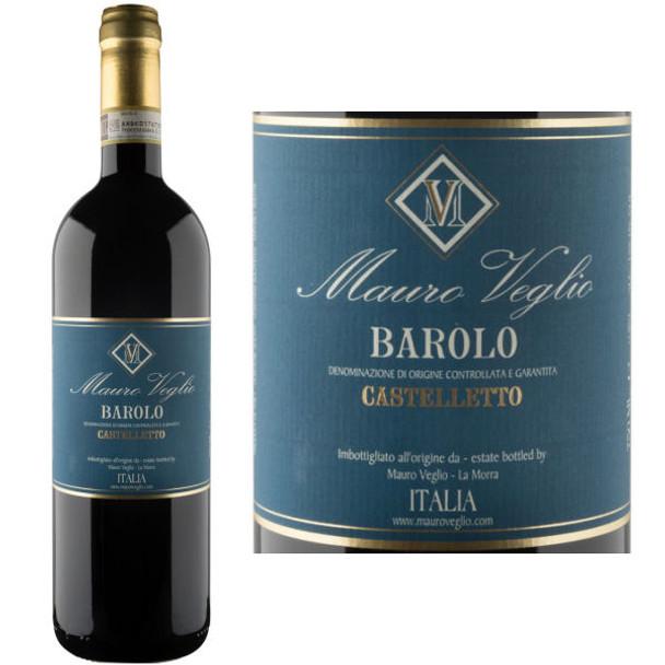 Mauro Veglio Barolo Castelletto DOCG