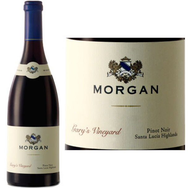 Morgan Garys' Vineyard Santa Lucia Highlands Pinot Noir