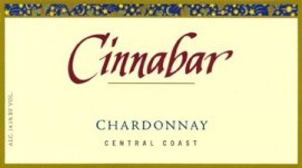 Cinnabar Monterey Chardonnay 2013
